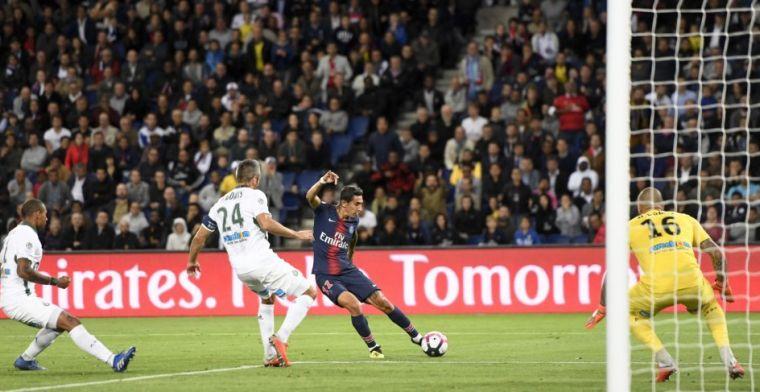 PSG wint ook zonder Neymar en Mbappé ruim en lijkt klaar voor Liverpool