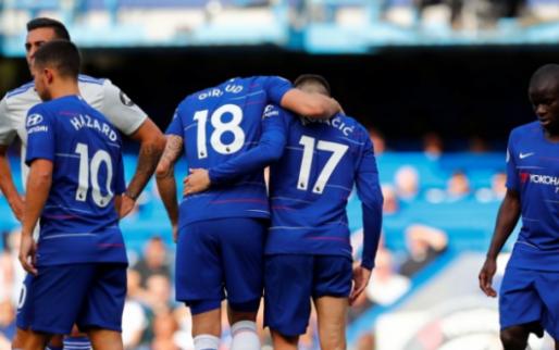 Afbeelding: Chelsea dankt uitblinker Hazard; ook Man City en Arsenal foutloos