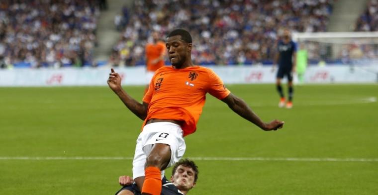 Nummer vijf van Engeland wilde Wijnaldum: 'Toen ik vertrok bij Newcastle'