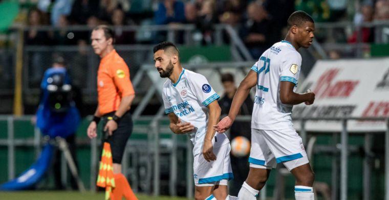 Nóg een PSV-debutant: Een avond om voor altijd te onthouden
