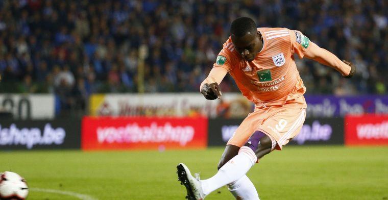 Drie spelers krijgen buis bij Anderlecht: 'Kwam nauwelijks in het stuk voor'