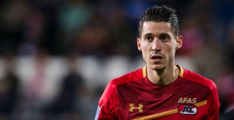 Utrecht wint besloten oefenduel van AZ: Vejinovic maakt rentree bij Alkmaarders