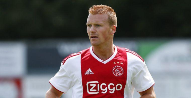Doelpuntenmaker Jong Ajax kijkt uit naar AEK: 'Wie weet krijg ik wat minuutjes'