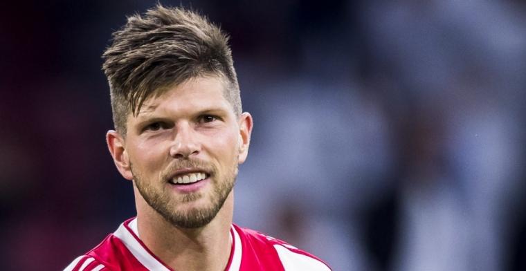 Huntelaar trapt op de Ajax-rem: 'Buitenwereld denkt daar wat makkelijk over'