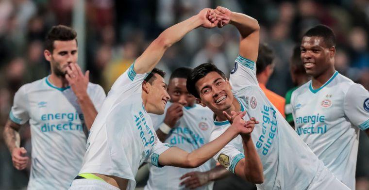 'Ajax was de grote titelfavoriet, maar PSV is door die eindsprint gelijkwaardig'