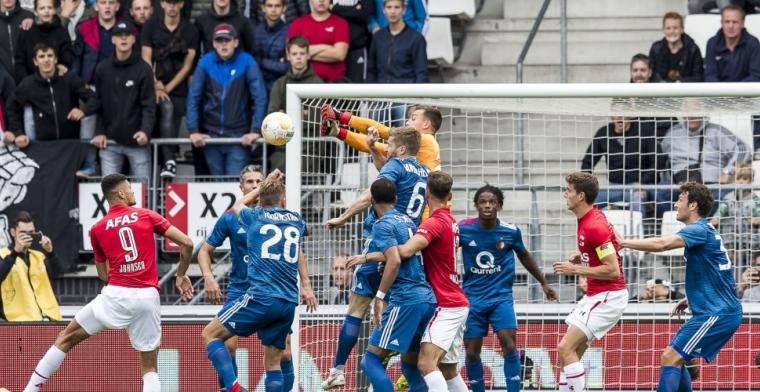 Levchenko zet vraagtekens bij Feyenoord: Na zeventig, tachtig minuten gewoon op