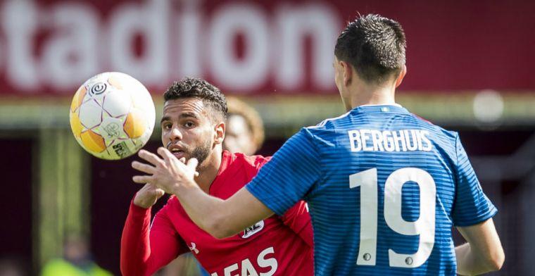 Beslissend gat in Eredivisie nu al geslagen: 'Kansloze missie van AZ en Feyenoord'