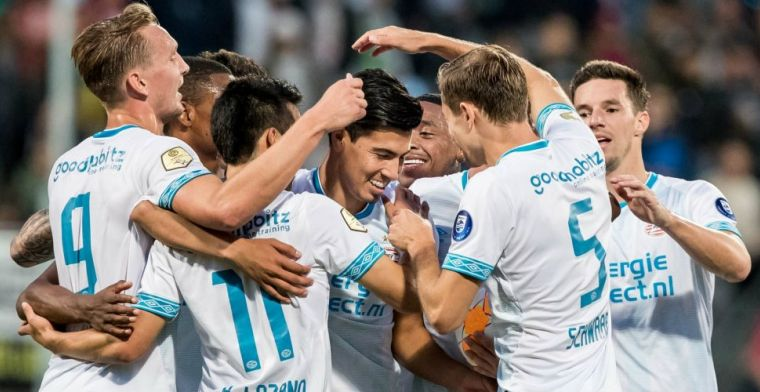 VP's Elftal van de Week: PSV heerst als hofleverancier, ook Ajax en Vitesse erbij