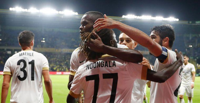 De UEFA-ranking: Turkije en Nederland achtervolgen vlak achter België