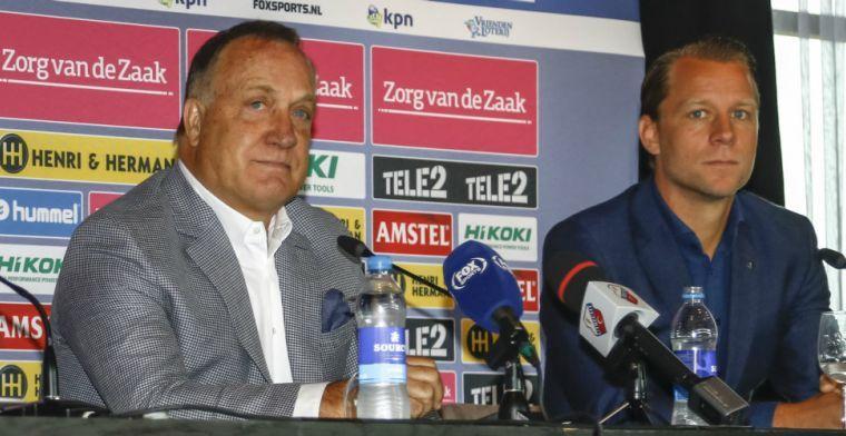 'Ten Hag is de laatste, de achterdeur van FC Utrecht is inmiddels versleten'