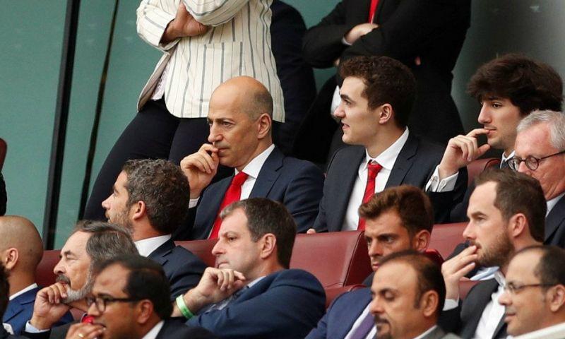Afbeelding: Algemeen directeur Arsenal vertrekt: 'Zwaarste beslissing uit mijn leven'