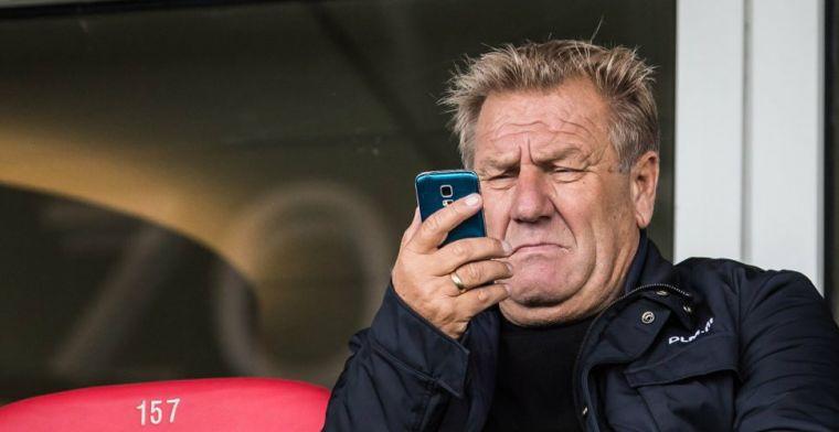 Misère voor Nederlandse voetbalfans op vliegveld: ook Boskamp mist Barça-PSV