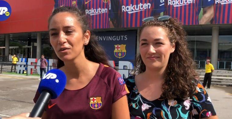 Nederlandse fans krijgen geen kaartje in Barcelona: Je komt er niet in
