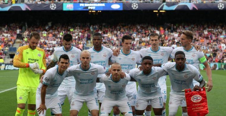 Spelersrapport: Angeliño smaakmaker bij PSV; Hendrix en Viergever onvoldoende