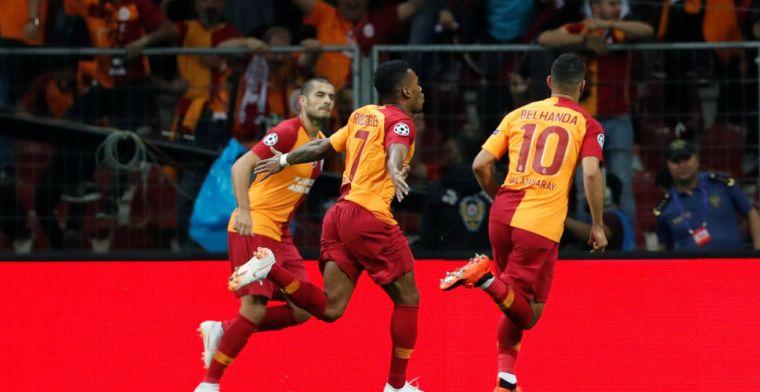 Rodrigues zet Galatasaray op goede spoor, Schalke 04 en Porto delen de punten