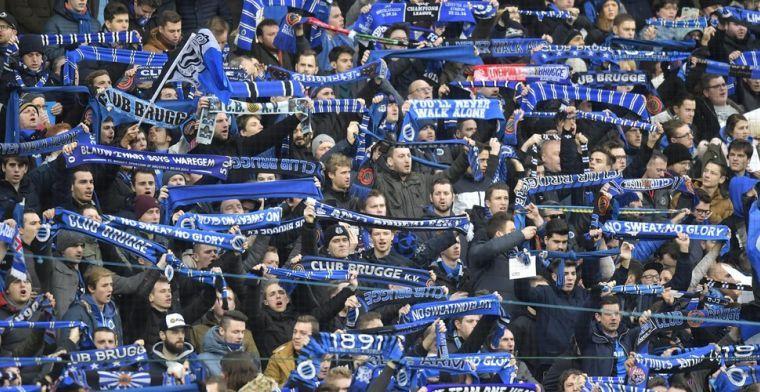 Club Brugge speelt niet in een vol Jan Breydelstadion tegen Dortmund