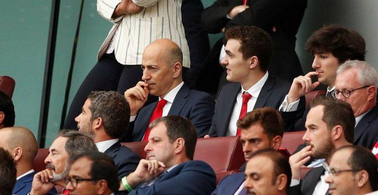 Algemeen directeur Arsenal vertrekt: 'Zwaarste beslissing uit mijn leven'
