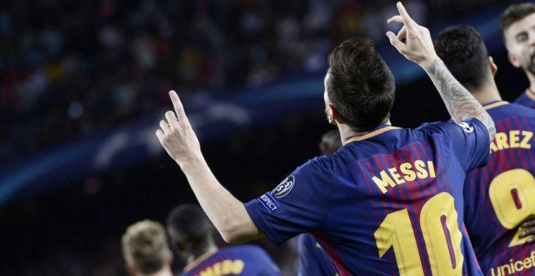 'PSV moet slachtoffer nummer dertig worden van 'hypergemotiveerde' Messi'