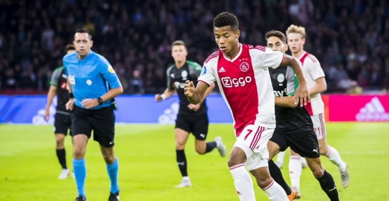 Ajax weigerde 33 miljoen euro: Het is een teken dat ik op de goede weg ben