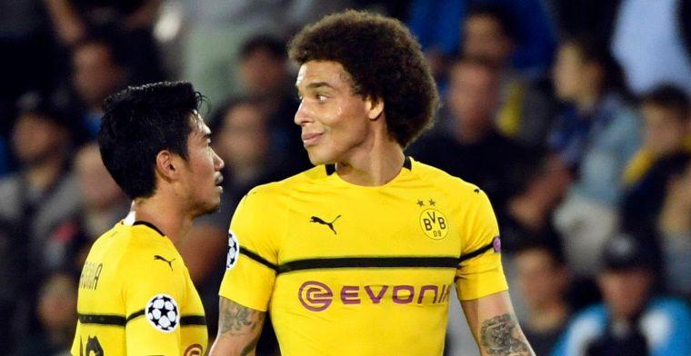 Witsel heeft mooie woorden over voor Club Brugge: Moeilijk te verdedigen