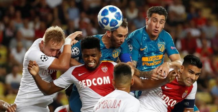 Atlético wint op karakter, Dortmund verslaat Club Brugge in slotfase