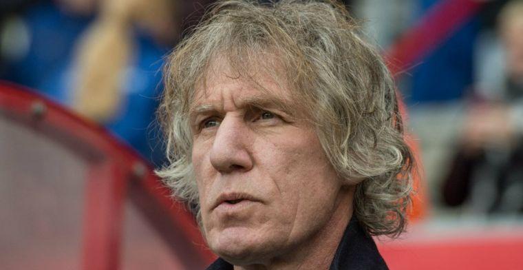 Verbeek ziet groot gat tussen Feyenoord, PSV en Ajax: 'Daar is het op hopen nu'