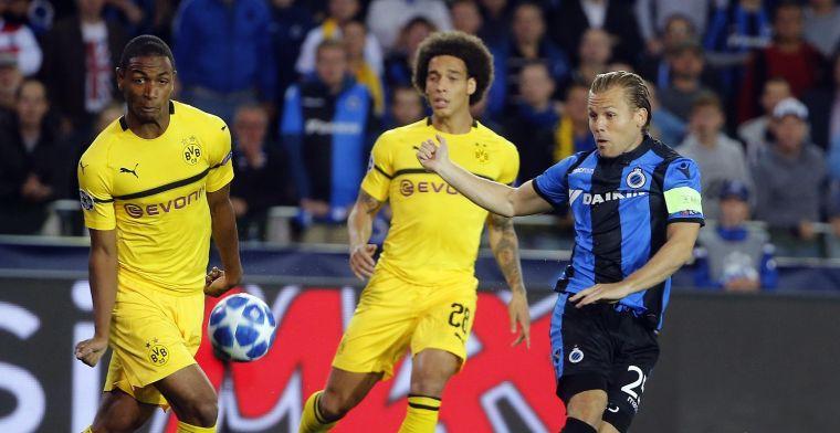 Meteen boete voor Dortmund, supporters gaan flink over de schreef