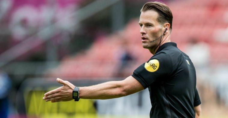Eredivisie-topper tussen PSV en Ajax in handen van Makkelie