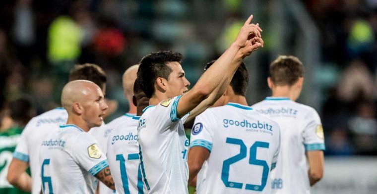 'PSV lijkt beter gewapend tegen topploegen dan 'dominerend' Ajax'