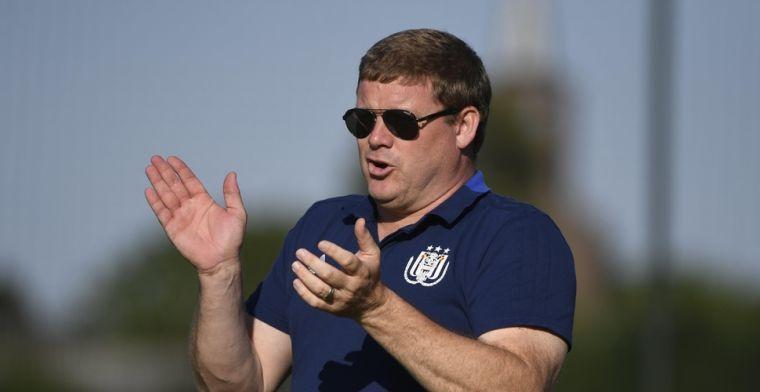 'Zomeraanwinst reist niet met Anderlecht mee af naar eerste Europa League-duel'
