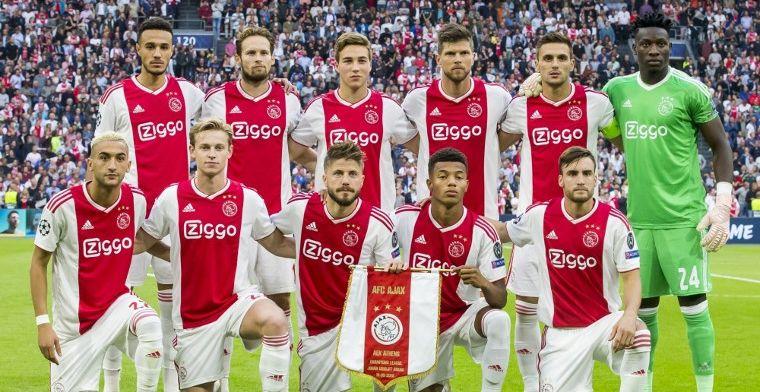 Spelersrapport: droomavond Tagliafico, alleen Huntelaar ongelukkig bij Ajax