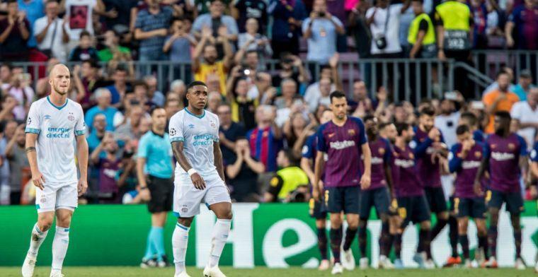 Analyse: Waarom de nederlaag van PSV tegen Barcelona geflatteerd was