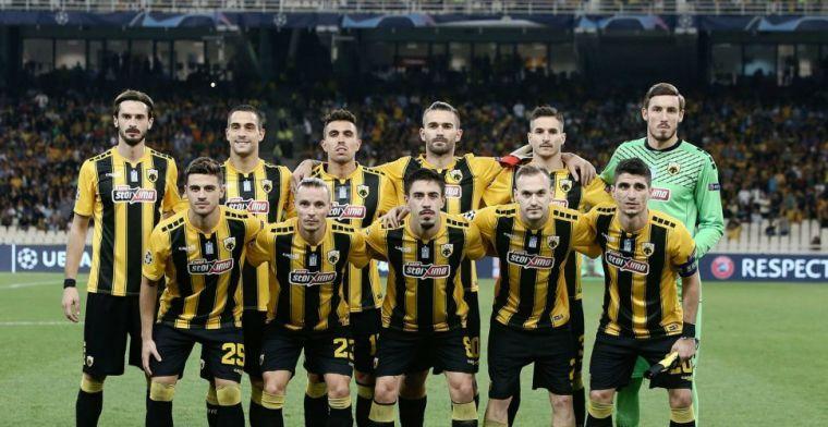 Ajax-opponent AEK: Tank voorin, Barça-flop en Nederlands tintje onder de lat