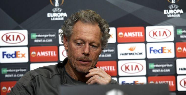Preud'homme staat voor aartsmoeilijke opdracht: Niveau Champions League