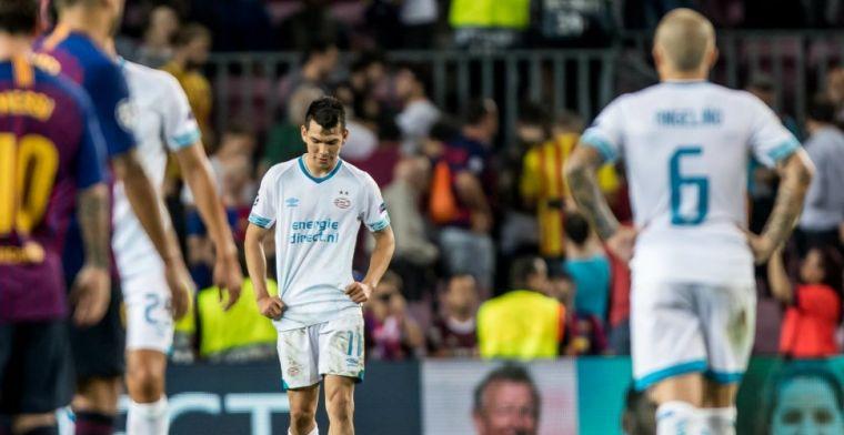 'Keiharde' conclusie na pak rammel PSV: 'Dat verschil poets je nóóit meer weg'