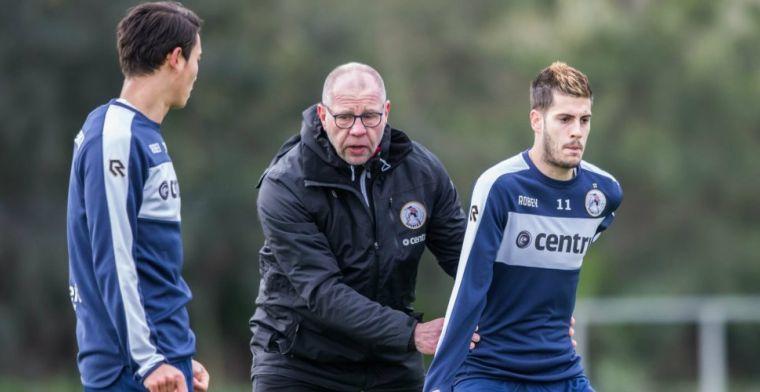 Grim 'gaat niet zielig doen': 'Hij meldde dat Fraser was vastgelegd als trainer'