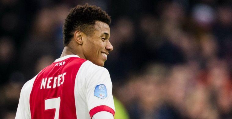 'Die tijd was er door de hoge transfersom en de verwachtingen niet bij Ajax'