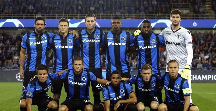 """Ontgoocheling is groot bij Club Brugge: """"Is bijna niet te beschrijven"""""""