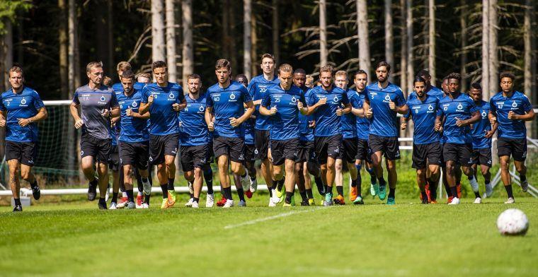 Duidelijk signaal: Club Brugge wist speler zelfs van de website