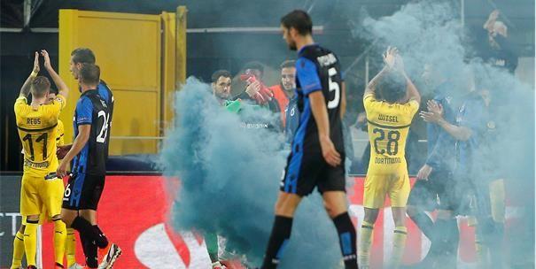Club Brugge-Dortmund ontsierd door vechtpartijen: Zoiets kan écht niet