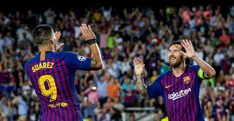 Spaanse kranten over 'Messi-show' tegen dapper PSV: 'Een compliment waard'