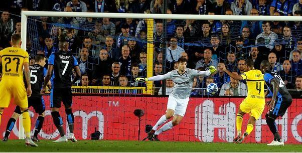 Dortmund-trainer onder de indruk: Ze hebben het ons zeer moeilijk gemaakt