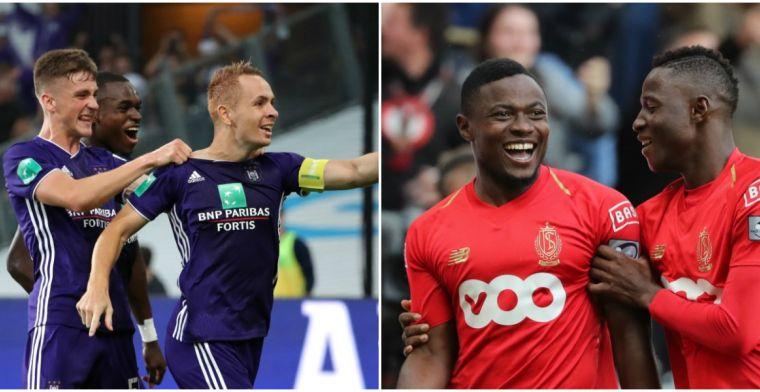 Garantie voor goals in topper; nu mét presentje van Anderlecht-sponsor