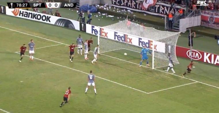 Anderlecht gaat af in Europa League, derde nederlaag op vier matchen tijd