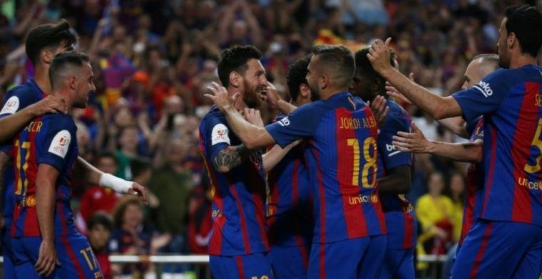 'FC Barcelona gaat afwijken van traditie en kiest voor 'Kroatië-motief''