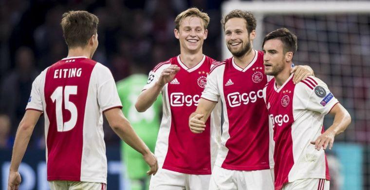 'De echte Ajax-jongens vonden elkaar net zo goed als in Jong Ajax onder Keizer'