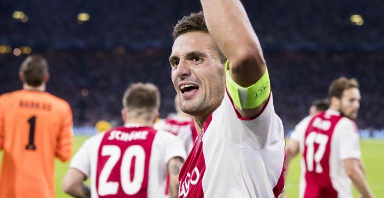 Tadic is aanvoerdersband Ajax liever kwijt dan rijk: Tegen PSV weer De Ligt