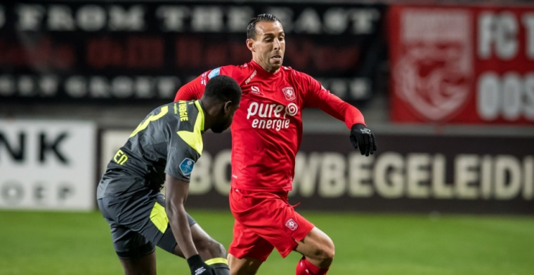 Definitief: El Hamdaoui (34) tekent contract en is terug in de Eredivisie