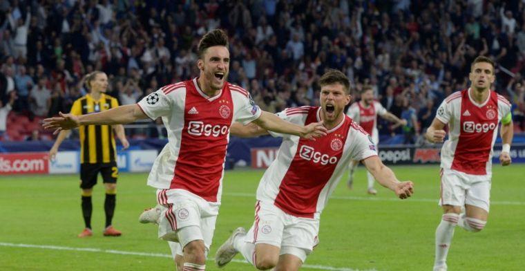 'Vorig jaar had ik het lastig tegen Lozano, maar Ajax is nu een stuk sterker'