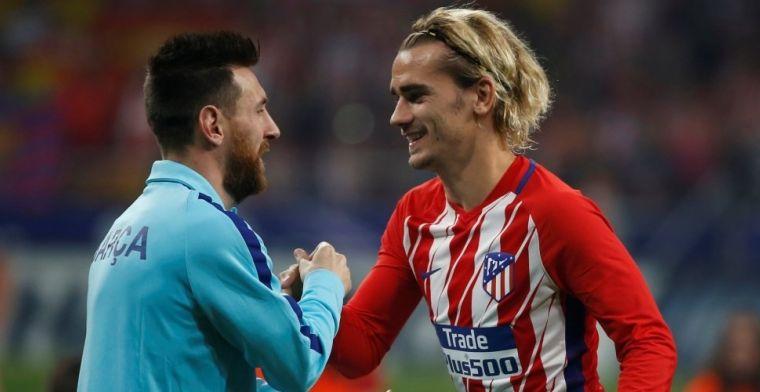 """""""Griezmann se sentará esta temporada en la mesa de Cristiano y Messi"""""""